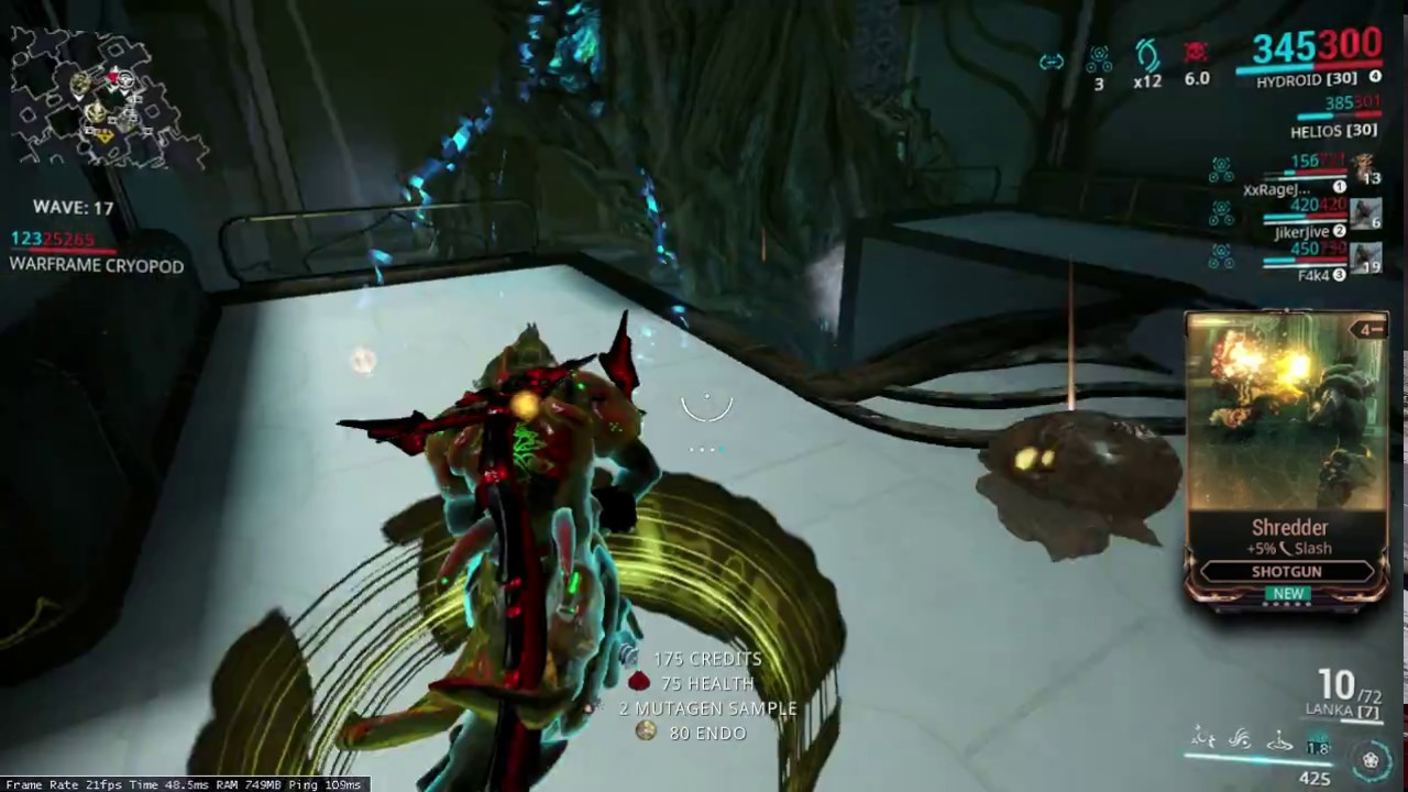 Warframe: The best place for Mutagen Sample farm - YouTube