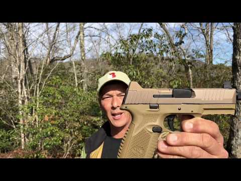 FN 509 Tactical Review RM04 install and disassembly