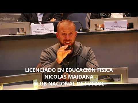 FORO DE DEPORTES DE MONTEVIDEO- CUARTO PROGRAMA