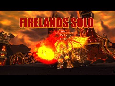 Firelands Solo: Blood DK