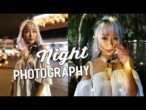 BÍ KÍP CHỤP ẢNH BUỔI ĐÊM // NIGHT PHOTOGRAPHY