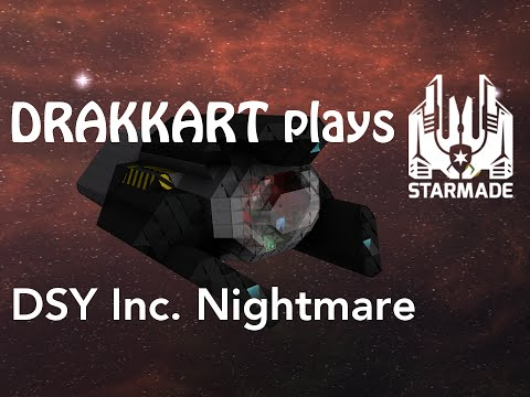StarMade: Ship Release Discreet Shipyards Inc. Nightmare