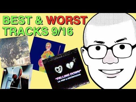 Weekly Track Roundup: 9/23 (Lil Peep & XXXTentacion, Brockhampton, Lana Del Rey)