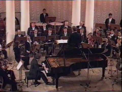 Sergei Bortkiewicz Concerto No.1 for piano and orchestra in B flat major,Op.16.