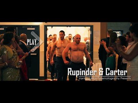 Best New Zealand & Indian Canadian Wedding - Rupinder & Carter Mp3