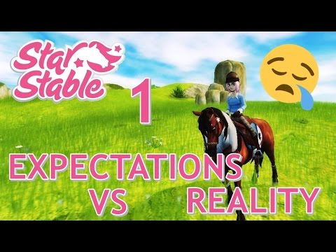 Expectations vs Reality || Training || Star Stable Online