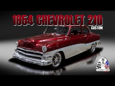 1954 Chevrolet 210 Custom from YouTube · Duration:  7 minutes 21 seconds
