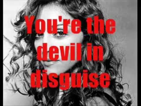 Madonna Beautiful Stranger  feat. Jesus Luz  with Lyrics by Jr