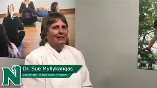 NWMSU | School of Health Science and Wellness | Recreation | Dr. Sue Myllykangas