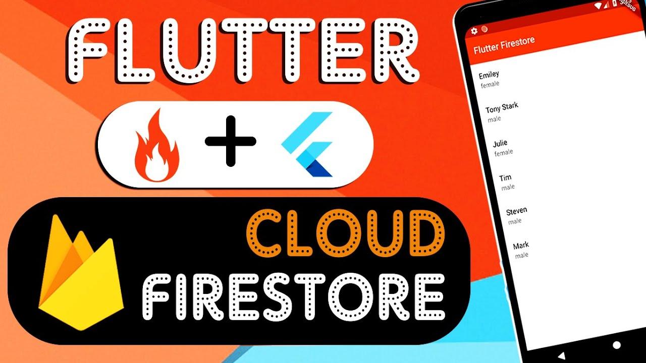 Download Flutter - Getting started with Cloud Firestore   Flutter Tutorial