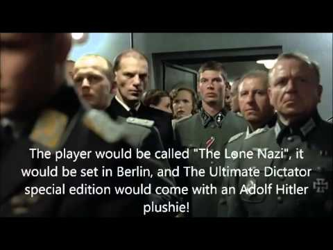 Hitler Reacts to No Fallout 4 at The Game Awards |