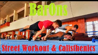 BarOns - Street Workout & Calisthenics