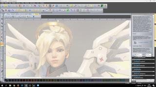 Рельеф Ангелы Циглер в ArtCam 2011. Надо ж с чего то начинать