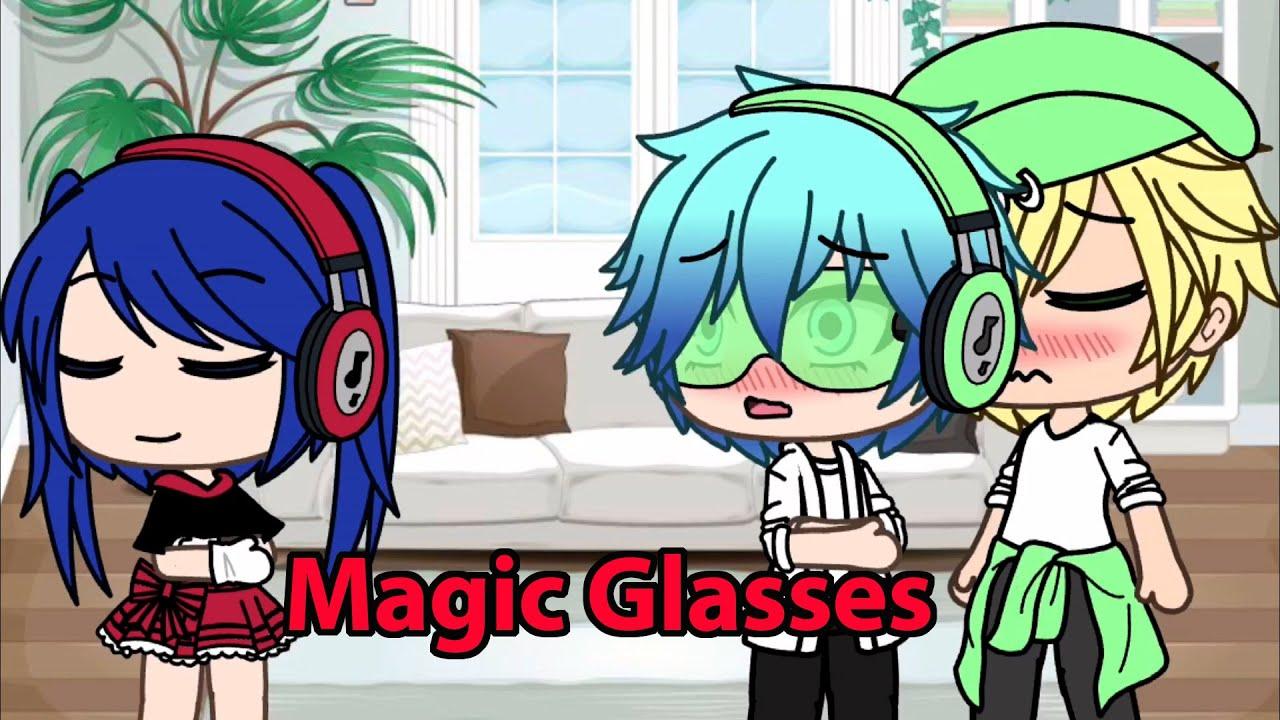 Download Top 18 ❤️Magic Glasses Meme MLB (Ladybug) ❤️ Gacha Life & Gacha Club