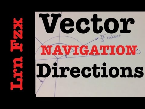 "Navigation Vector Directions - ""Heading"" or ""Bearing"""