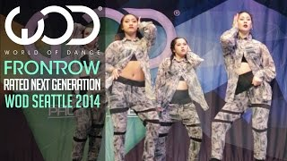 Baixar RNG | FRONTROW | World of Dance, Seattle 2014 #WODSEA