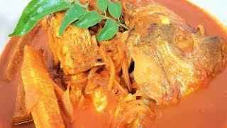 马来西亚 印度咖喱鱼Malaysian/Indian Style Fish Curry Recipes【旧厨房 食谱22】