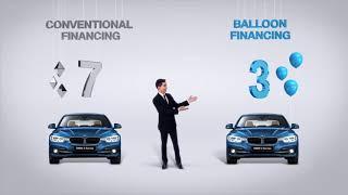 BMW Infomercial Online Promo