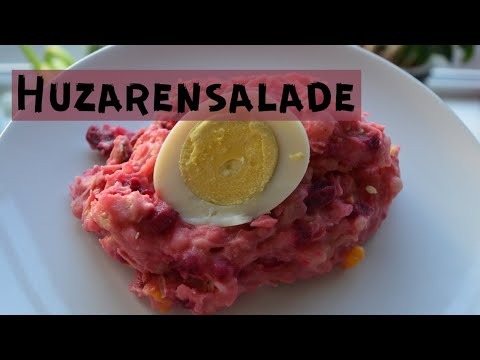 Recipe: How To Make Huzarensalade, Surinamese Potato Salad With Beets| CWF