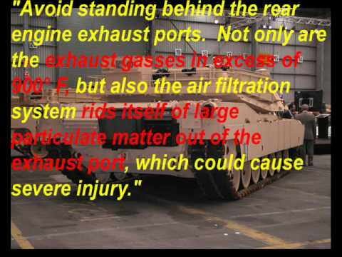 The REAL M1 Abrams! Chapter 9: Crew Hazards (Part 1 of 6)