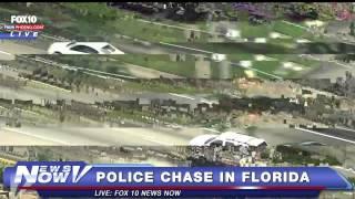 FNN: Police Chase in Miami-Dade Florida