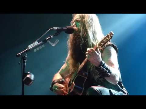 Zakk Wylde - Dead as Yesterday (Houston 07.12.16) HD