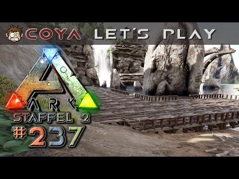 ARK #237 STAFFEL 2 • Welcome to Kroko-Beach• ARK Survival Evolved German ARK Deutsch