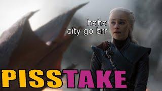 Game of Thrones Season 8 Pisstake - Episode 5