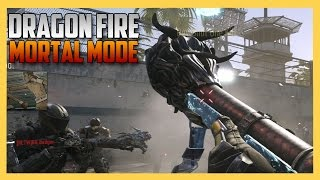 Dragon Fire Mortal Mode (Call of Duty Advanced Warfare)