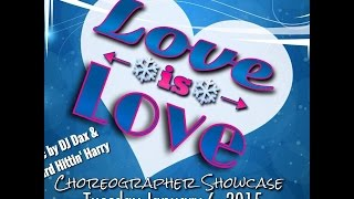Keenan Cooks | Sybarite Love is Love Showcase (January 2015) | Rhythm Addict TV