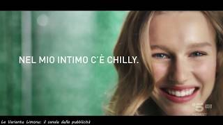 Parodia pubblicità Chilly sapone intimo