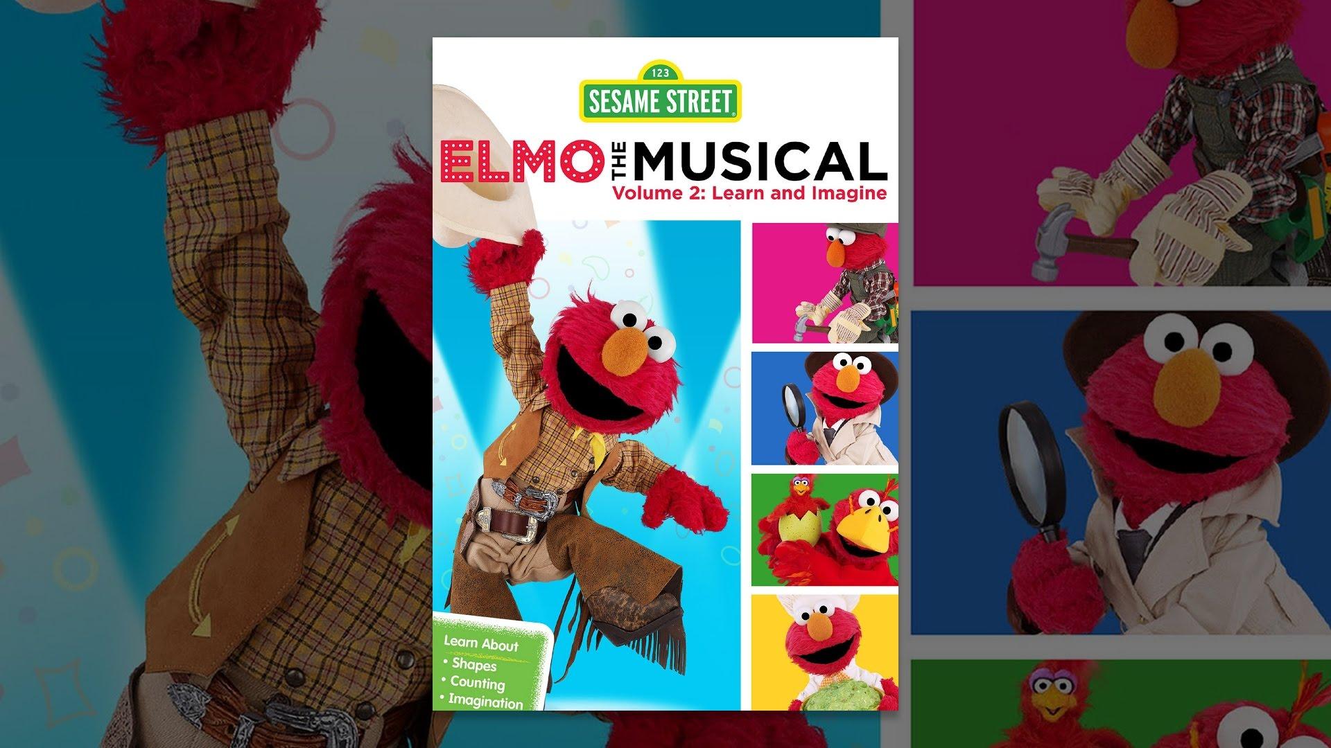 Sesame Street: Elmo: The Musical 2