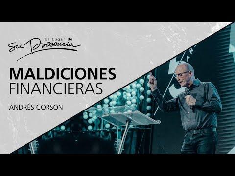Maldiciones financieras - Andrés Corson - 20 Mayo 2018 | Prédicas Cristianas 2018