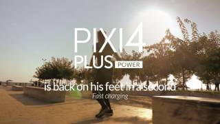 Alcatel Pixi 4 Plus Power Commercial