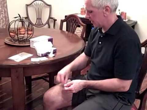 Avonex Pen Intramuscular Injection Youtube