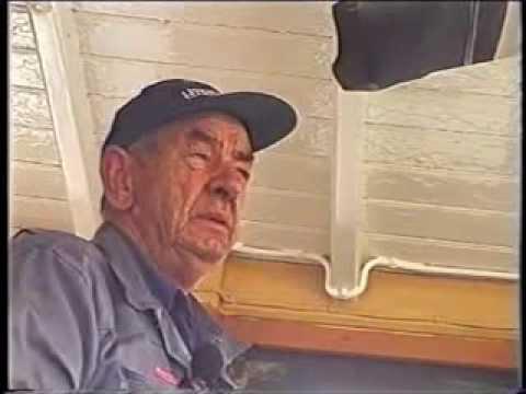 Portræt af en skipper 1999