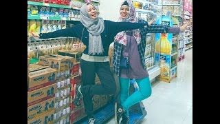 GenHalilintar borong supermarket | shopping with me be like #SajidahHalilintarVLOG