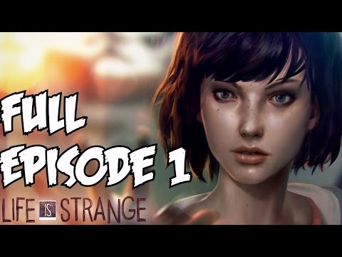 Life is Strange Walkthrough Part 1...