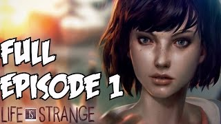 Life is Strange Walkthrough Part 1 Gameplay Full Episode 1 Let's Play Playthrough Review 1080p HD
