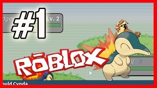 WHERE'S PROFESSOR OAK?! | Project Pokémon [#1] | ROBLOX