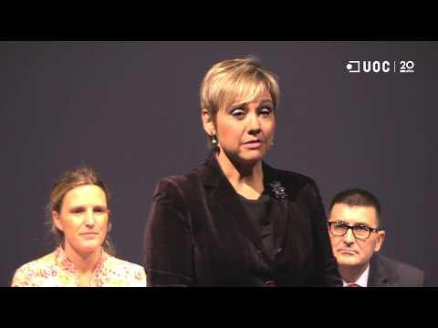 Acto de graduación de Madrid 2014-2015