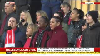 Hillsborough Vigil - You