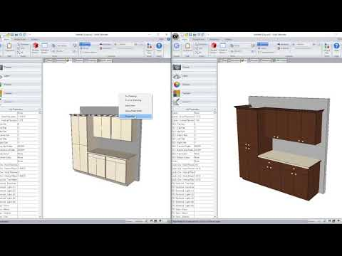 What's New in Cabinet Vision Version 11 - Rendering