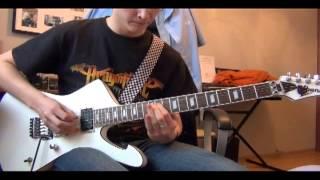 DragonForce - Avant La Tempête (Instrumental) cover