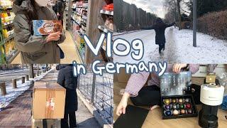 [독일유학생 Vlog] 정리한 거야? 티 안나는 1차 …