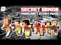 Jesse Secret Armor - Minecraft Story Mode (Swimsuit Series)