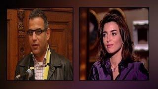 ساندرا نشأت تكتم تفاصيل زواجها من ماجد سامى رئيس وادى دجلة