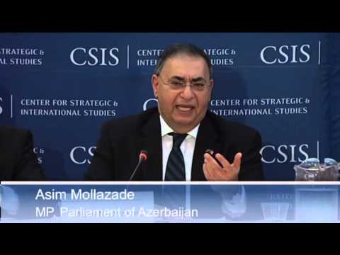 Iran-Azerbaijan Relations and Strategic Competition in the Caucasus- Panel 1
