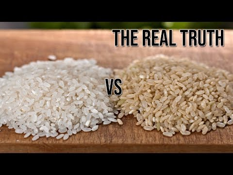 Brown Rice vs. White Rice - The Real Truth