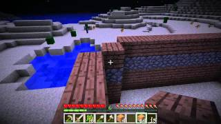 X475 - X's Adventures in Minecraft - S3 003 - A Place to Stay